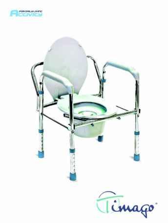 Krzesło toaletowe (składane) Timago JMC-C 5202