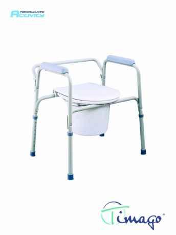 Krzesło toaletowe stałe Timago TGR-R KT-S 668