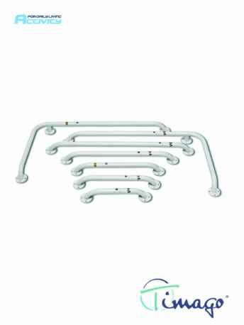Uchwyt łazienkowy prosty - 35cm, 40cm, 45cm, 60cm, 80cm