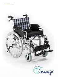 Wózek inwalidzki aluminiowy Timago FS 908LQ / FS 908LJQ (z szybkozłączką)