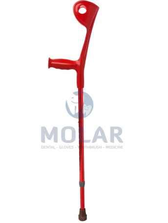 Kula łokciowa aluminiowa AR-010 - ARmedical (5 kolorów) - 1szt