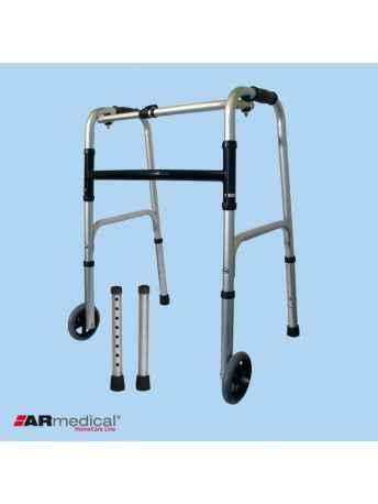 Balkonik aluminiowy – składany, 3-funkcyjny - ARmedcal AR-008