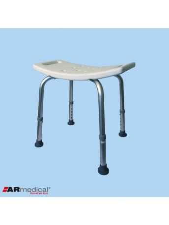 Krzesło prysznicowe bez oparcia AR-202 - ARmedical