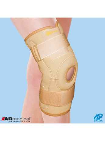 Neoprenowa orteza stawu kolanowego, z zawiasami SP-A-2315D - ARmedical