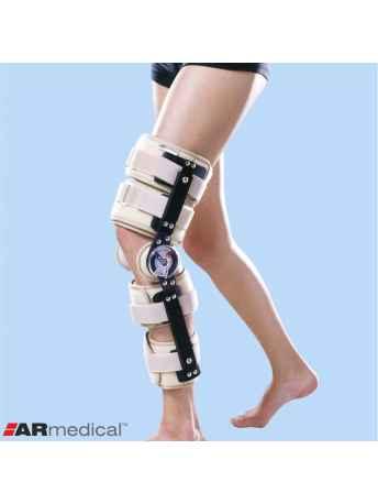 Orteza stawu kolanowego z zegarami, regulacja długości SP-2900 - ARmedical