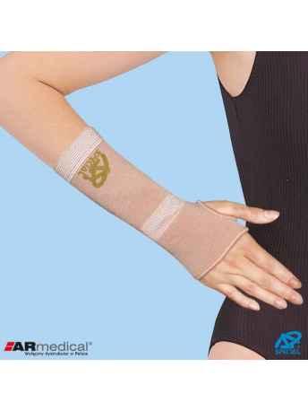 Elastyczny, tkaninowy stabilizator nadgarstka/śródręcza, DŁUGI SP-167H - ARmedical