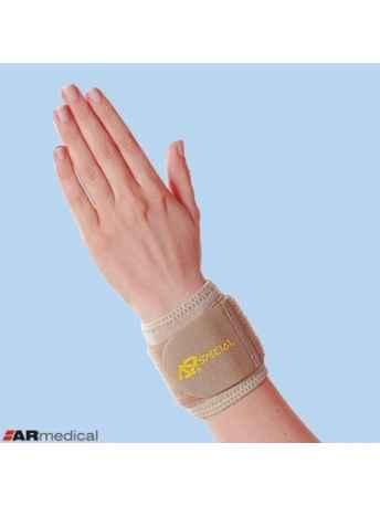 Neoprenowy stabilizator nadgarstka z taśmą dociągającą SP-2010 - ARmedical