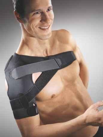 Orteza na ramię i brak OMO-HIT Sportlastic 7262
