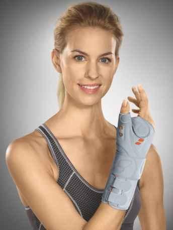 Orteza na rękę i przedramię MANU-HIT POLLEX Sportlastic 7645
