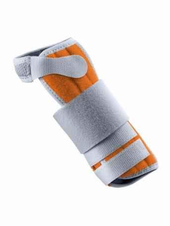Orteza na rękę i przedramię dla dzieci MANU-HIT Kids Sportlastic 87035